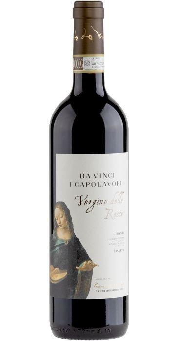 Cantine Leonardo Da Vinci Vergine delle Rocce 2016 Chianti Riserva DOCG
