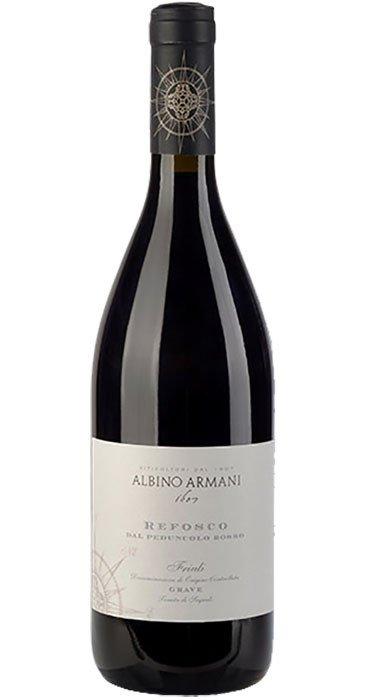 Albino Armani Refosco dal Peduncolo Rosso 2106 Friuli Grave DOC