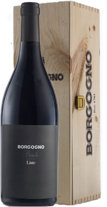 Borgogno Barolo Liste Magnum 2011 BAROLO DOCG