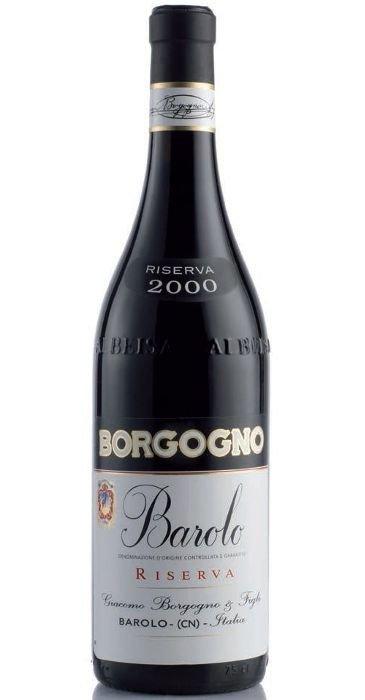 Borgogno Barolo Riserva 2010 Barolo DOCG