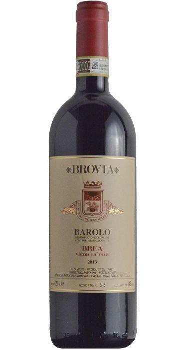 Brovia Barolo Brea Vigna Ca' Mia  2015 Barolo DOCG