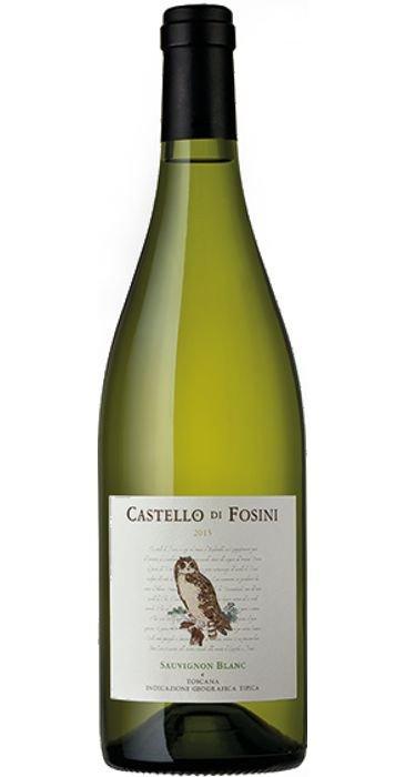 Castello di Fosini Sauvignon blanc 2018 Toscana IGT