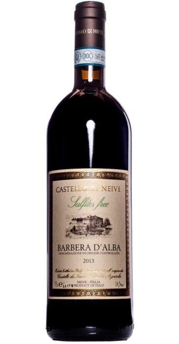 Castello di Neive Barbera d'Alba Sulfites Free  2016  Barbera d'Alba DOC