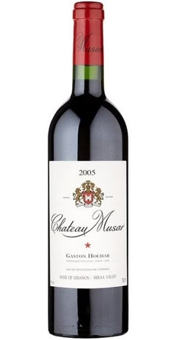 Chateau Musar Rosso 2009 Bekaa Valley
