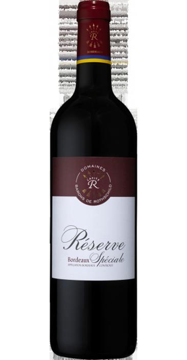 Domaines Barons de Rothschild Réserve Spéciale Bordeaux Rouge 2016 Bordeaux AOC