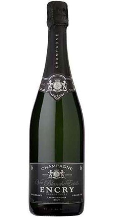 Encry Grande Cuvée Brut Blanc de Blancs Champagne Grand Cru
