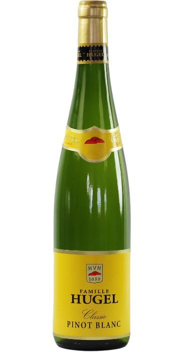 Famille Hugel Classic Pinot Blanc  2018 Alsace AOC