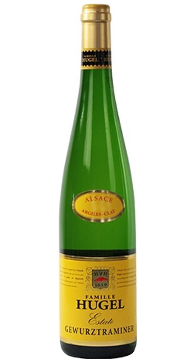 Famille Hugel Estate Gewürztraminer  2015 Alsace AOC