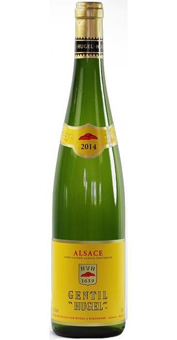 Famille Hugel Gentil Hugel 2018 Alsace AOC