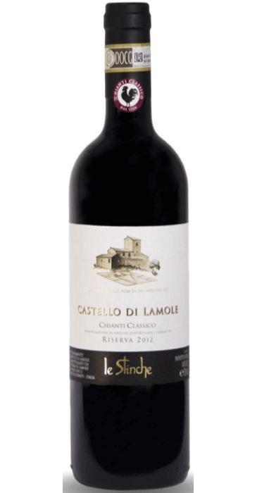 Fattoria di Lamole Castello di Lamole  2012 Chianti Classico Riserva DOCG