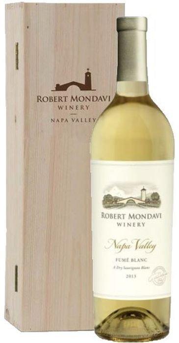 Robert Mondavi Fumé Blanc  2017 Napa Valley