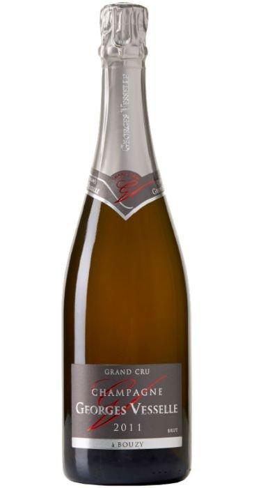 Georges Vesselle Champagne Brut 2011 Champagne Grand Cru