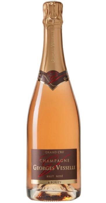 Georges Vesselle Champagne ROSÉ BRUT Champagne Grand Cru
