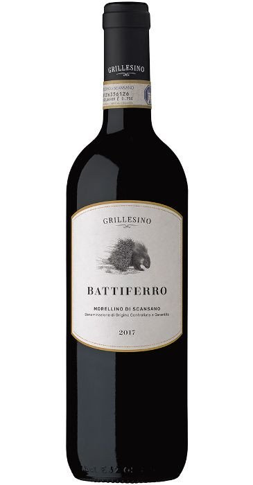 Grillesino Battiferro 2018 Morellino di Scansano DOCG
