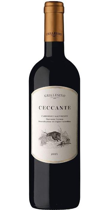 Grillesino Ceccante 2016 Maremma Toscana DOC
