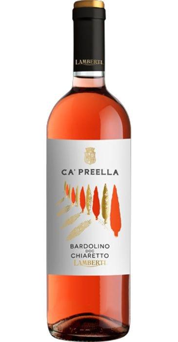 Lamberti Ca' Preella  2018 Bardolino Chiaretto DOC