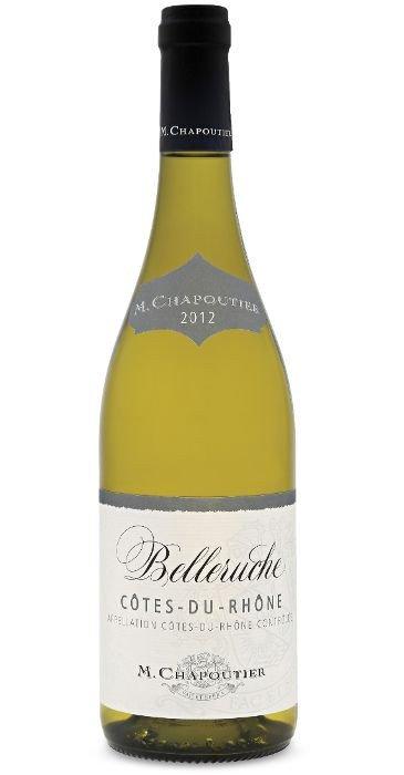 M. Chapoutier Belleruche Blanc 2017 Côtes du Rhône