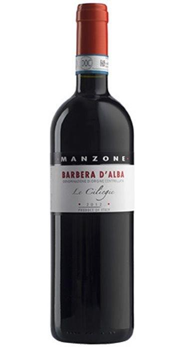 Manzone Barbera Le ciliegie 2016  Barbera d'Alba DOC