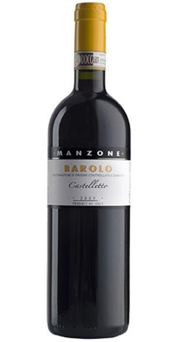 Manzone Barolo CASTELLETTO 2013  Barolo DOCG