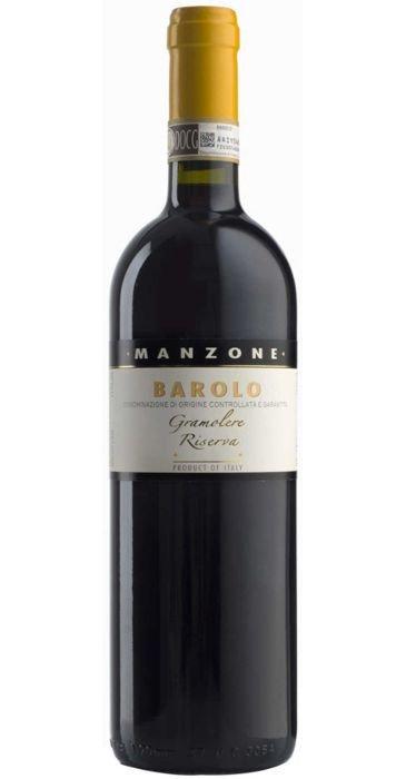 Manzone Barolo GRAMOLERE Riserva 2011 Barolo DOCG
