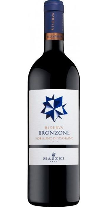 Mazzei Belguardo Bronzone Riserva 2015 Morellino di Scansano DOCG