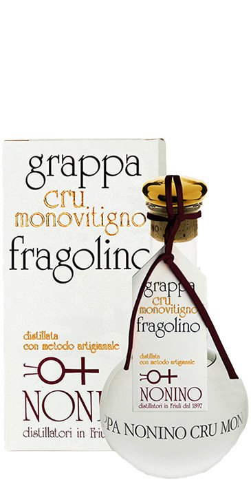 Nonino Grappa Cru Monovitigno Fragolino
