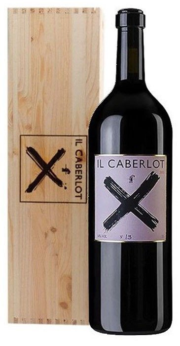 Podere Carnasciale Caberlot Magnum 2008 Toscana IGT