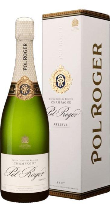 Pol Roger Brut Reserve Champagne AOC