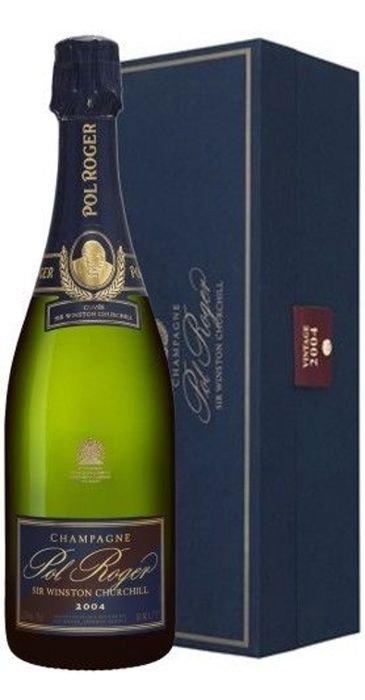 Pol Roger Sir Winston Churchill 2006 Champagne AOC