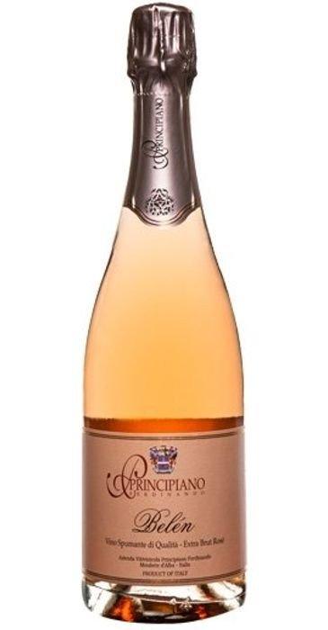 Principiano Belen Metodo Classico Rosé Extra Brut 2016 VSQ