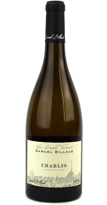 Samuel Billaud Chablis Les Grands Terroirs 2015 Chablis AOC