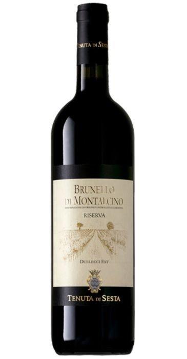 Tenuta di Sesta Brunello di Montalcino Riserva 'DueLecci Est'  2013 Brunello di Montalcino DOCG