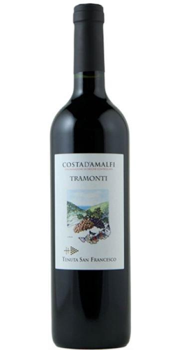 Tenuta San Francesco Tramonti Rosso  2016  Costa d'Amalfi DOC