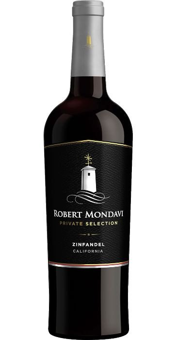 Robert Mondavi Private Selection Zinfandel 2016 Central Coast