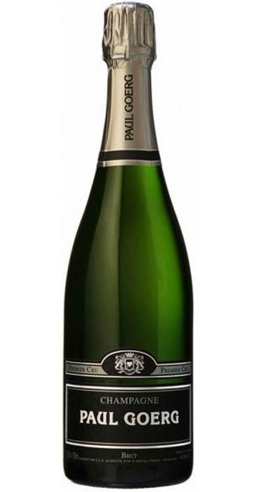 Paul Goerg  Champagne Brut Vintage 2005 Champagne Premier Cru