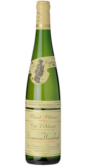 Domain Weinbach Pinot Blanc Réserve 2008 Alsace AOC