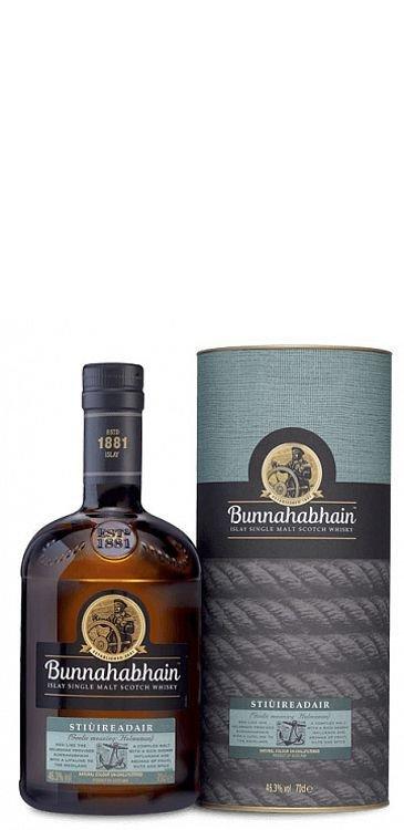 Bunnahabhain Islay Single Malt Scotch Whisky Stiùireadair