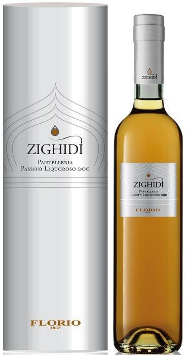 Florio Zighidì Passito di Pantelleria liquoroso DOC