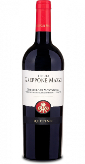 Ruffino Greppone Mazzi 2007 Brunello di Montalcino DOCG