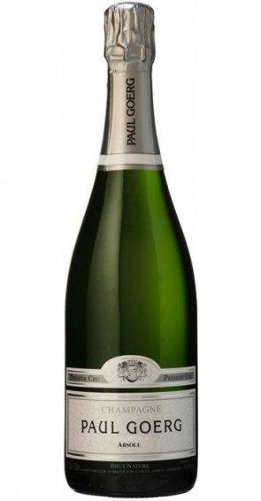 Champagne Extra Brut 1er Cru Absolu - Paul Goerg