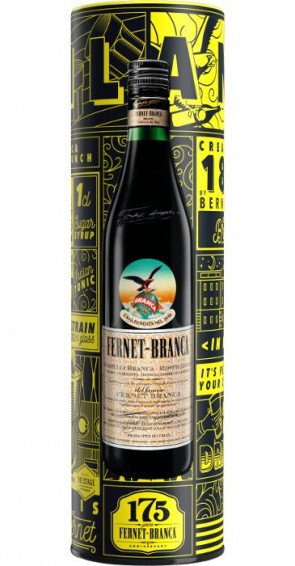 F.lli Branca Fernet Branca edizione speciale latta