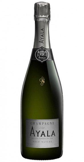 Ayala Champagne Brut Nature Champagne AOC