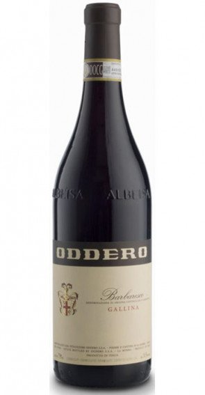 Oddero Barbaresco Gallina 2016 Barbaresco DOCG