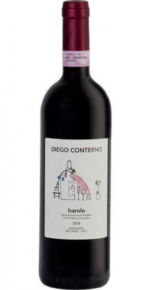 Diego Conterno Barolo 2015 Barolo DOCG