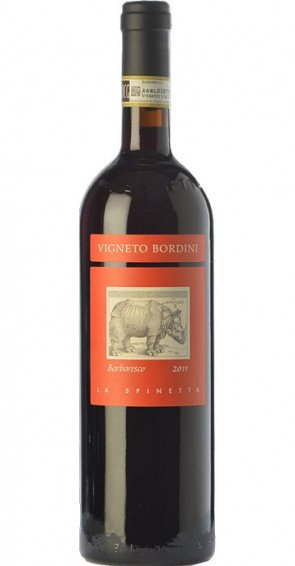 La Spinetta Bordini 2012 Barbaresco DOCG