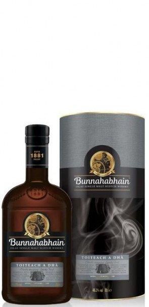 Bunnahabhain Islay Single Malt Scotch Whisky Toiteach A Dhà