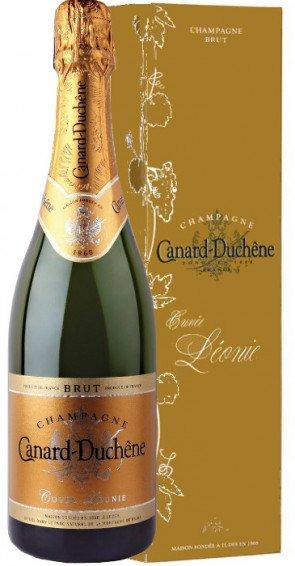 Canard-Duchêne Champagne Cuvée Léonie Brut Champagne AOC