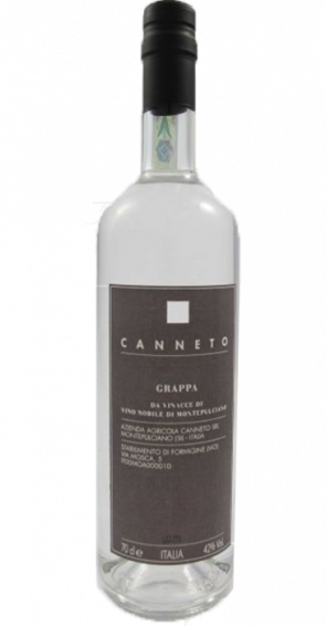 Canneto Grappa di Nobile (Grappa)