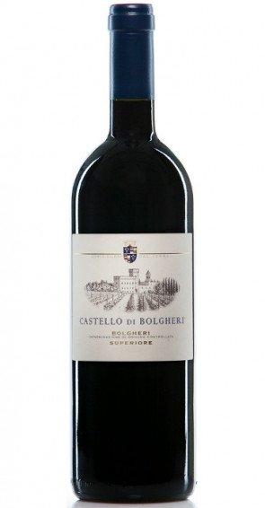 Castello di Bolgheri Castello di Bolgheri 2017 Bolgheri Superiore DOC
