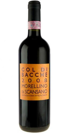 Col di Bacche Morellino di Scansano 2018 Morellino di Scansano DOCG